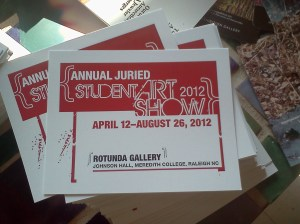 Art Show Announcements